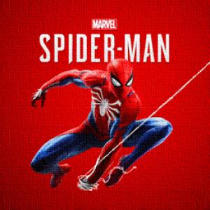 Jaquette Marvel's Spider-Man