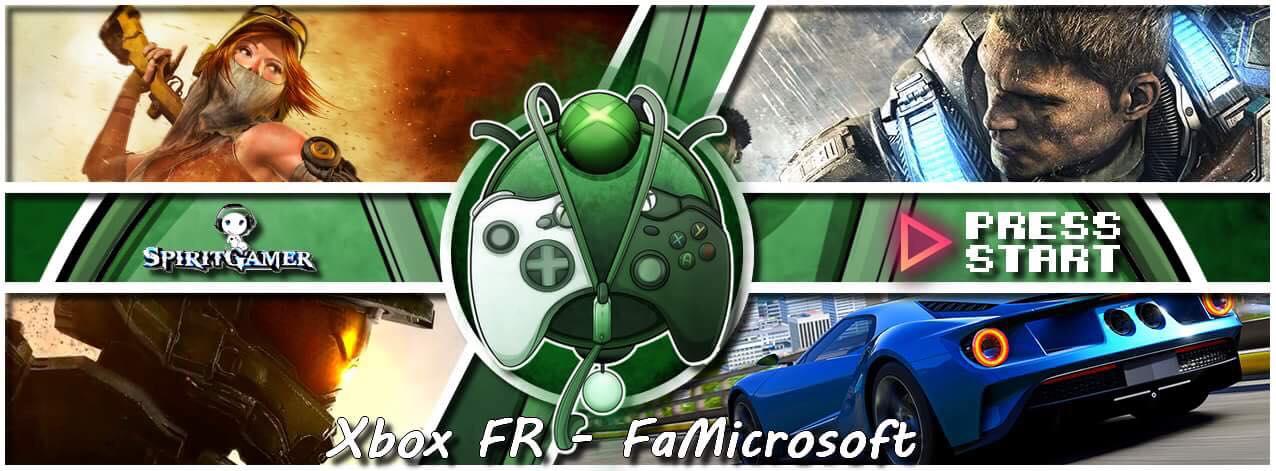 Xbox FR - FaMicrosoft