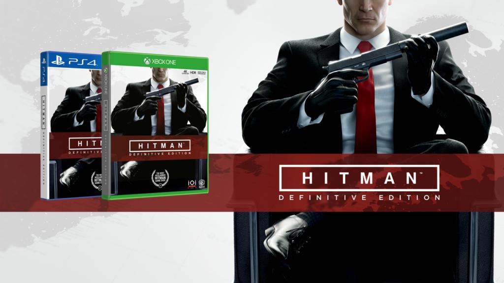 Definitive Edition sera disponible le 17 mai — HITMAN