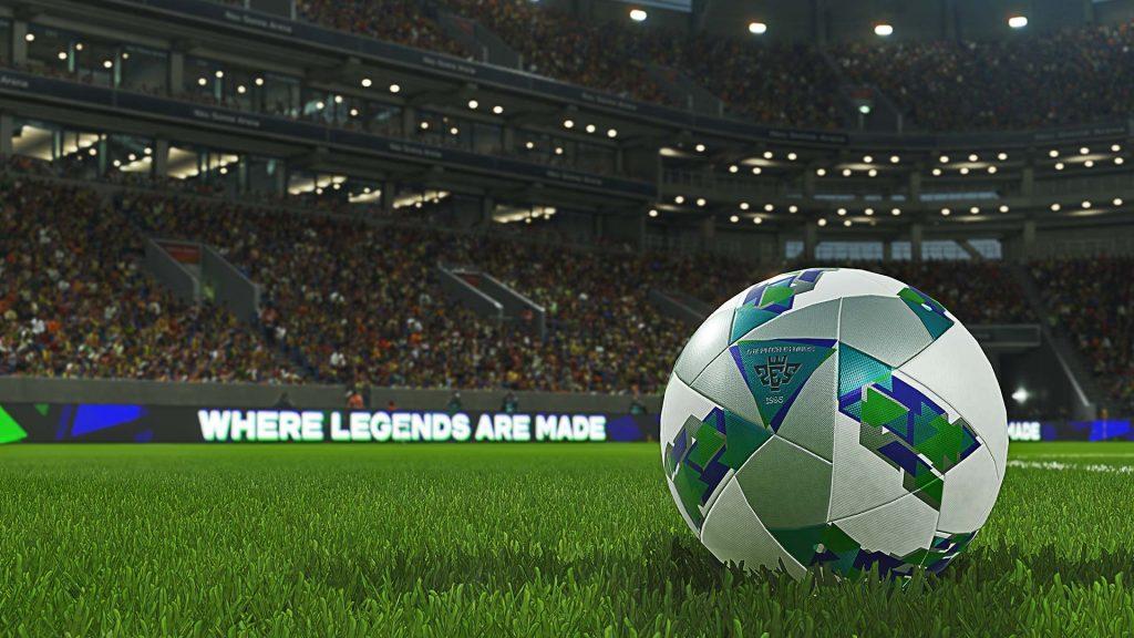Fin de partenariat entre Konami et l'UEFA Champions League — PES