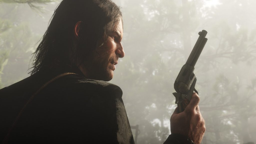 Red Dead Redemption 2 : Les bonus de précommande en cavale