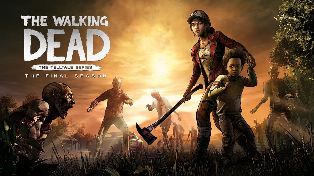 The Walking Dead : The Final Season date son premier épisode