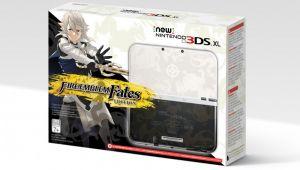 Fire Emblem Fates 3DS XL pack