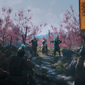 Jaquette Total War: Three Kingdoms