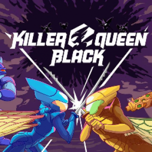 Jaquette Killer Queen Black