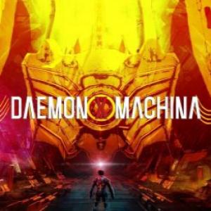 Jaquette Daemon X Machina
