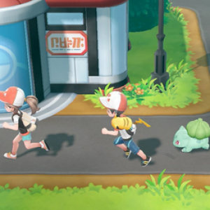Jaquette Pokémon Let's Go Pikachu et Evoli