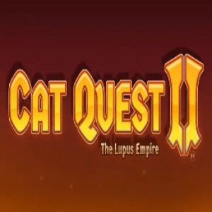 Jaquette Cat Quest II :  L'empire Lupique