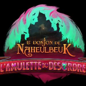 Jaquette Le Donjon de Naheulbeuk: L'Amulette du Désordre