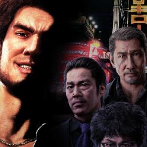 Jaquette Yakuza: Like a Dragon