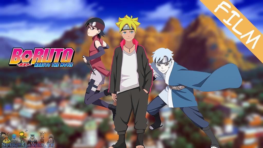 Boruto Naruto the Movie bonnes nouvelles pour nous les français