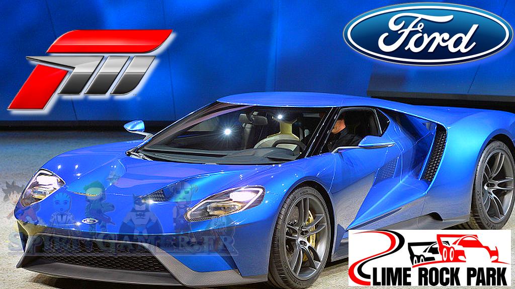Forza Motorsport 6: Nouvelles voitures et 1 nouveau circuit