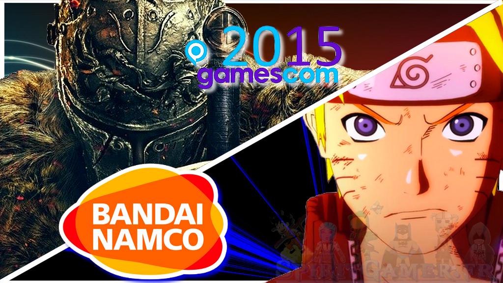Gamescom 2015: C'est au tour de l'éditeur Bandai Namco de nous dévoiler son programme