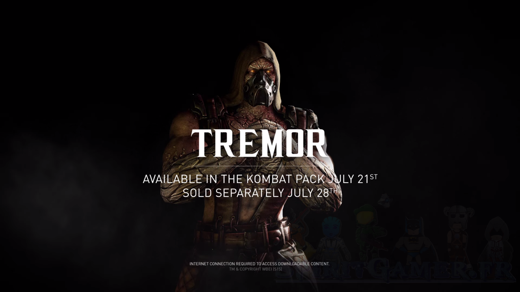 Mortal Kombat X : A peine le Kombat Pack 1 conclu, Ed Boon laisse penser à d'autres personnages jouables