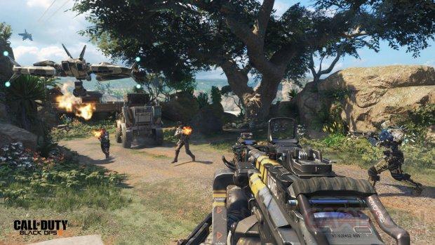 Call of Duty Black Ops III: Des infos sur la bêta