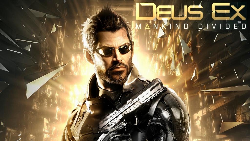 Deus Ex : Une collection de vêtements et accessoires disponible dés aujourd'hui