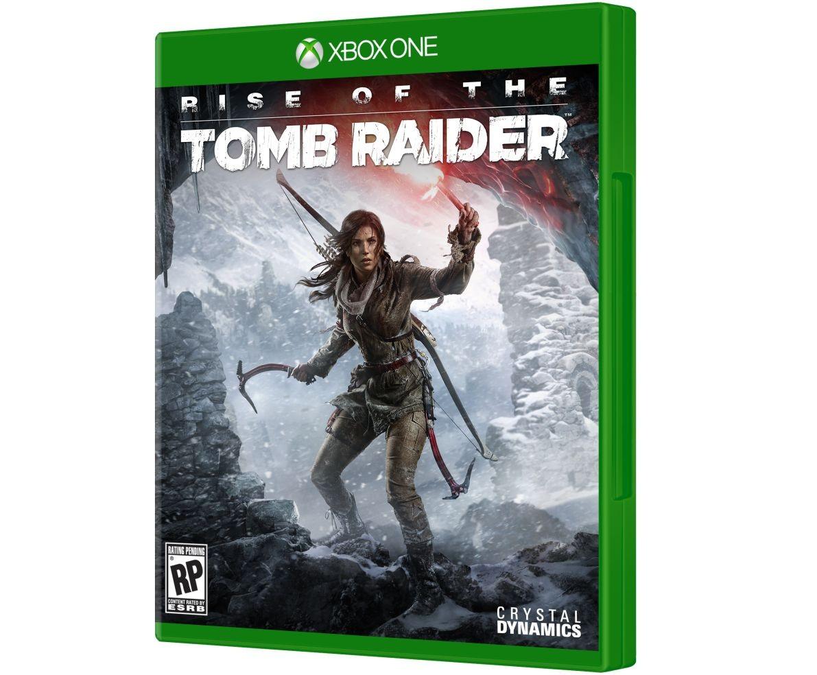 Rise of the Tomb Raider: Exclusivité Xbox sur un an !