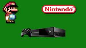 Une application pour les jeux Nintendo arrive sur Xbox One!