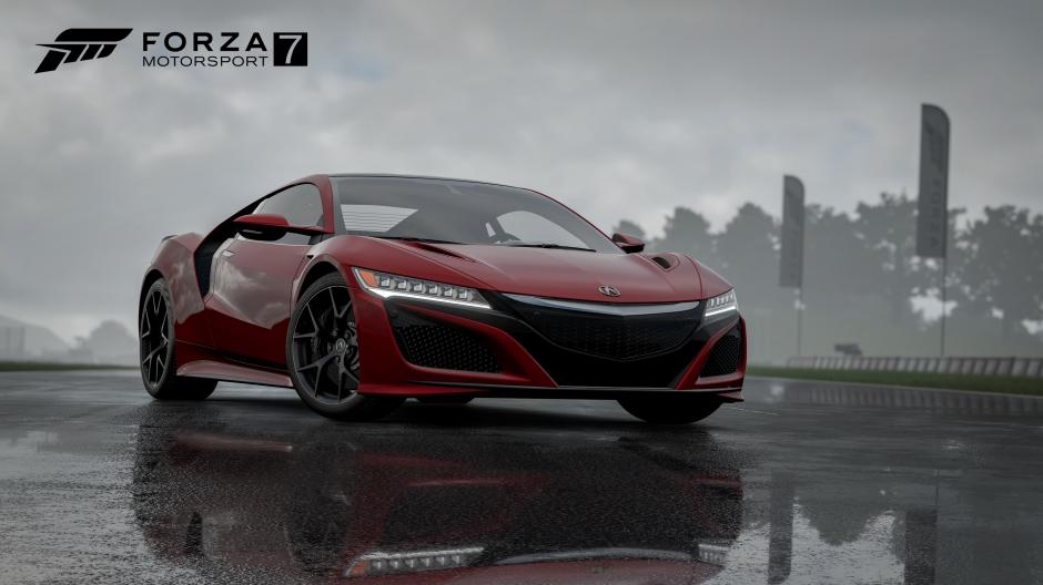Forza 7 voiture kit