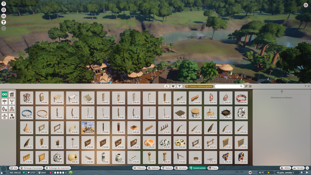 2.Planet Zoo construction