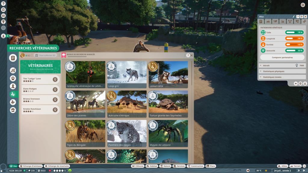 Planet Zoo Recherches (1)