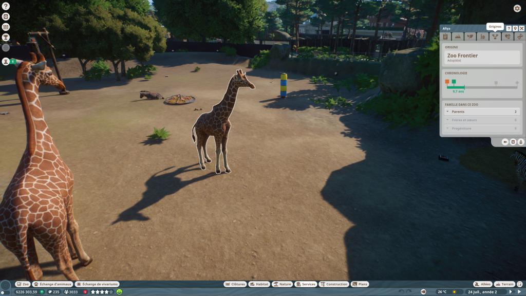 Planet Zoo animaux (5)