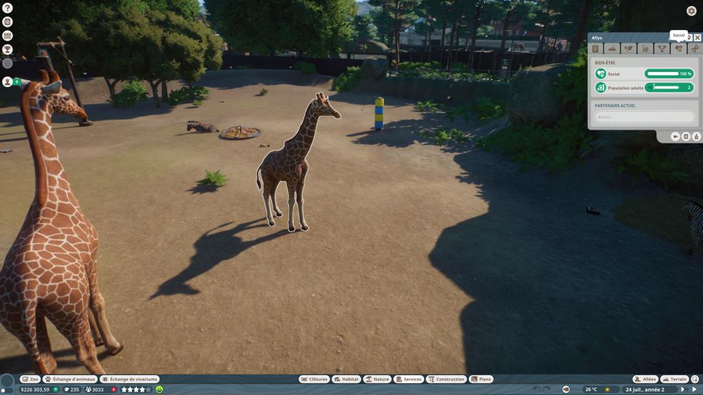 Planet Zoo animaux (6)
