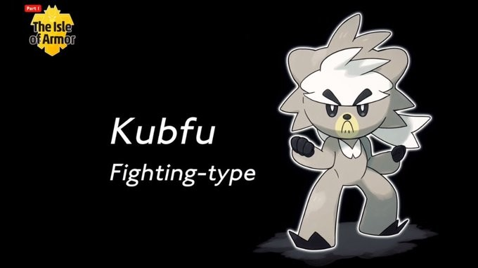 Pokémon. Wushours