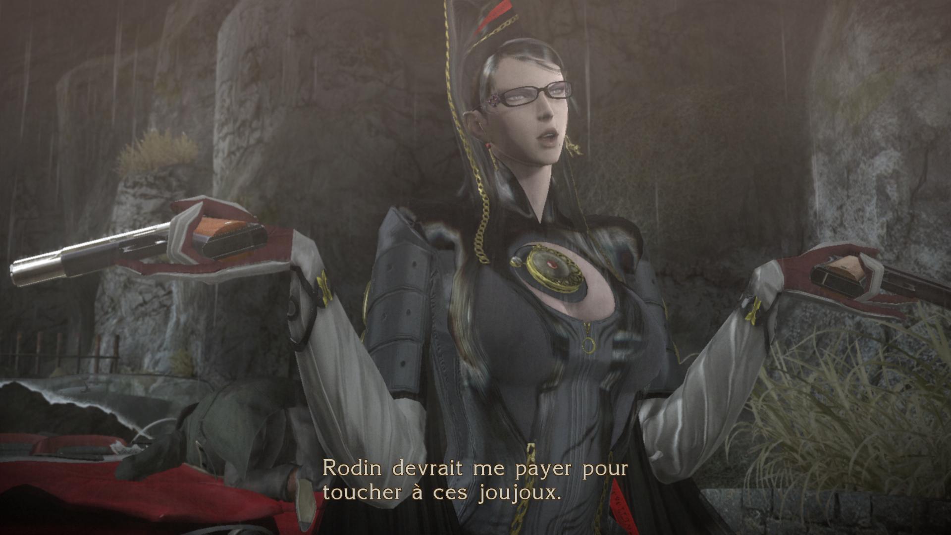 Bayonetta & Vanquish (2)