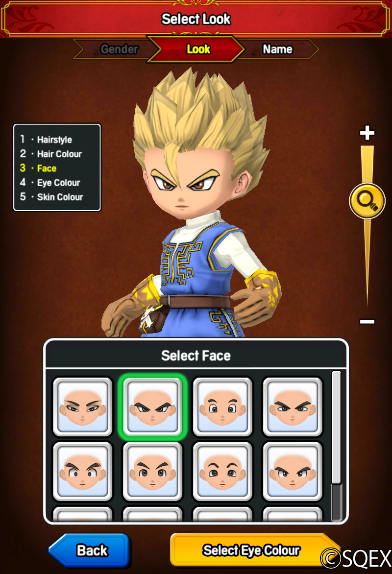 Dragon Quest of the Stars (1)
