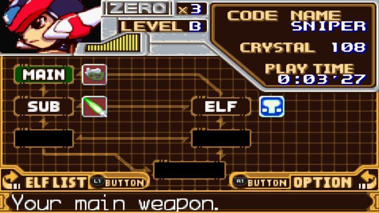 MEGAMAN™ ZERO/ZX LEGACY COLLECTION_20200217133312