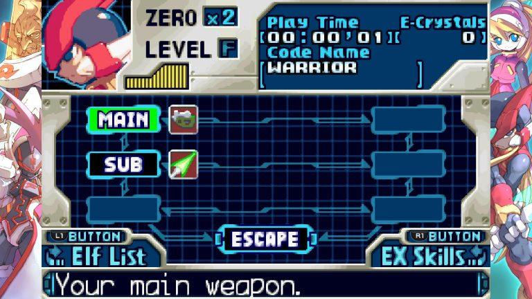 MEGAMAN™ ZERO/ZX LEGACY COLLECTION_20200217230634