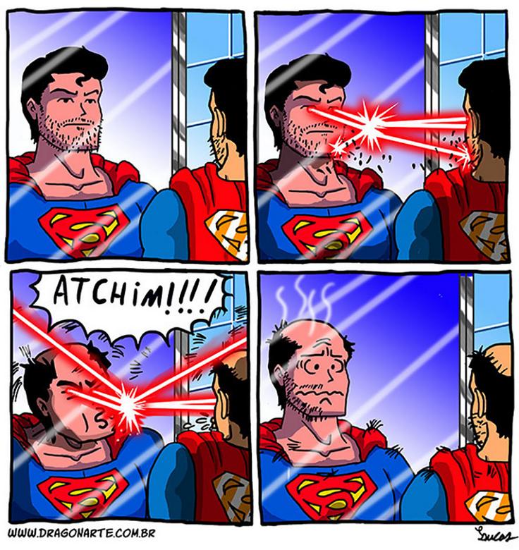 [Insolite] Mais que font les Super-Héros quand ils ne sauvent pas le monde (16)