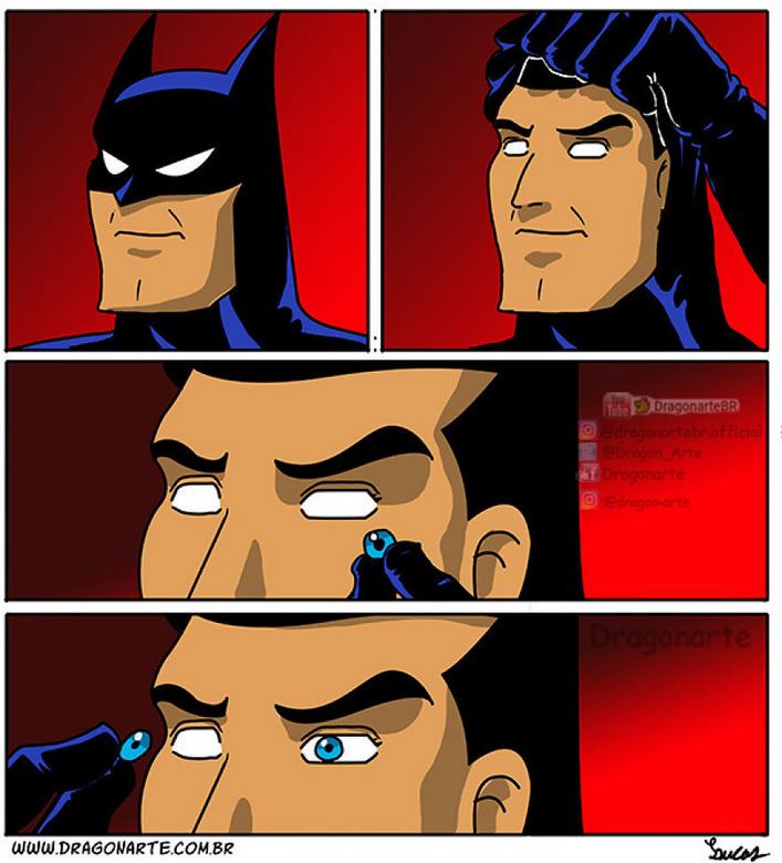 [Insolite] Mais que font les Super-Héros quand ils ne sauvent pas le monde (27)