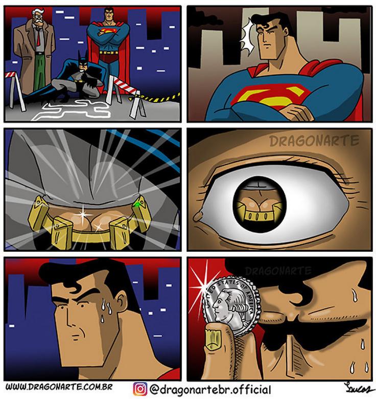 [Insolite] Mais que font les Super-Héros quand ils ne sauvent pas le monde (45)
