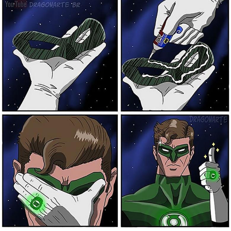 [Insolite] Mais que font les Super-Héros quand ils ne sauvent pas le monde (83)