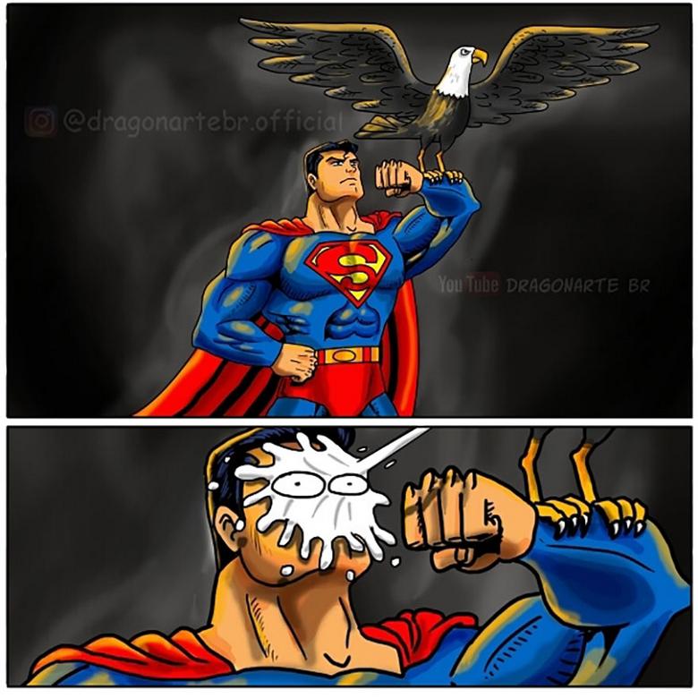 [Insolite] Mais que font les Super-Héros quand ils ne sauvent pas le monde (89)