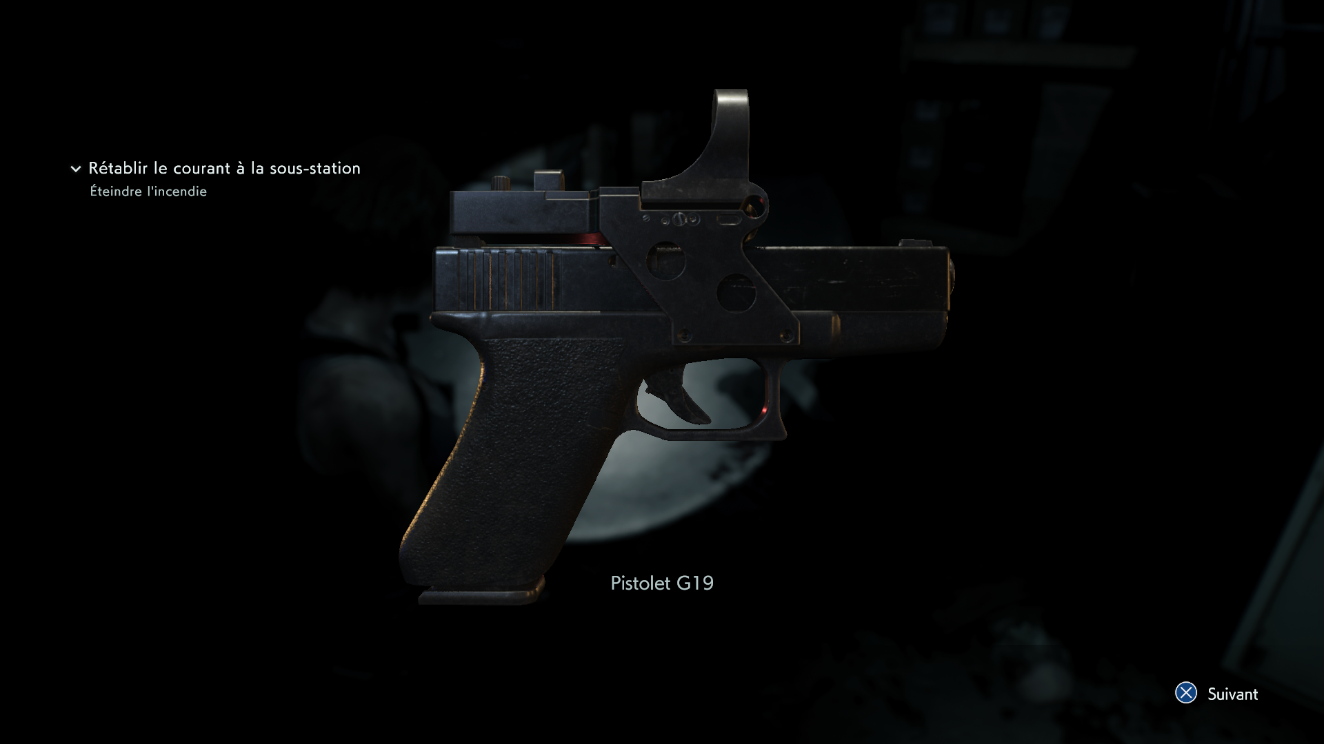 Vous pourrez améliorer vos armes avec les bonnes pièces