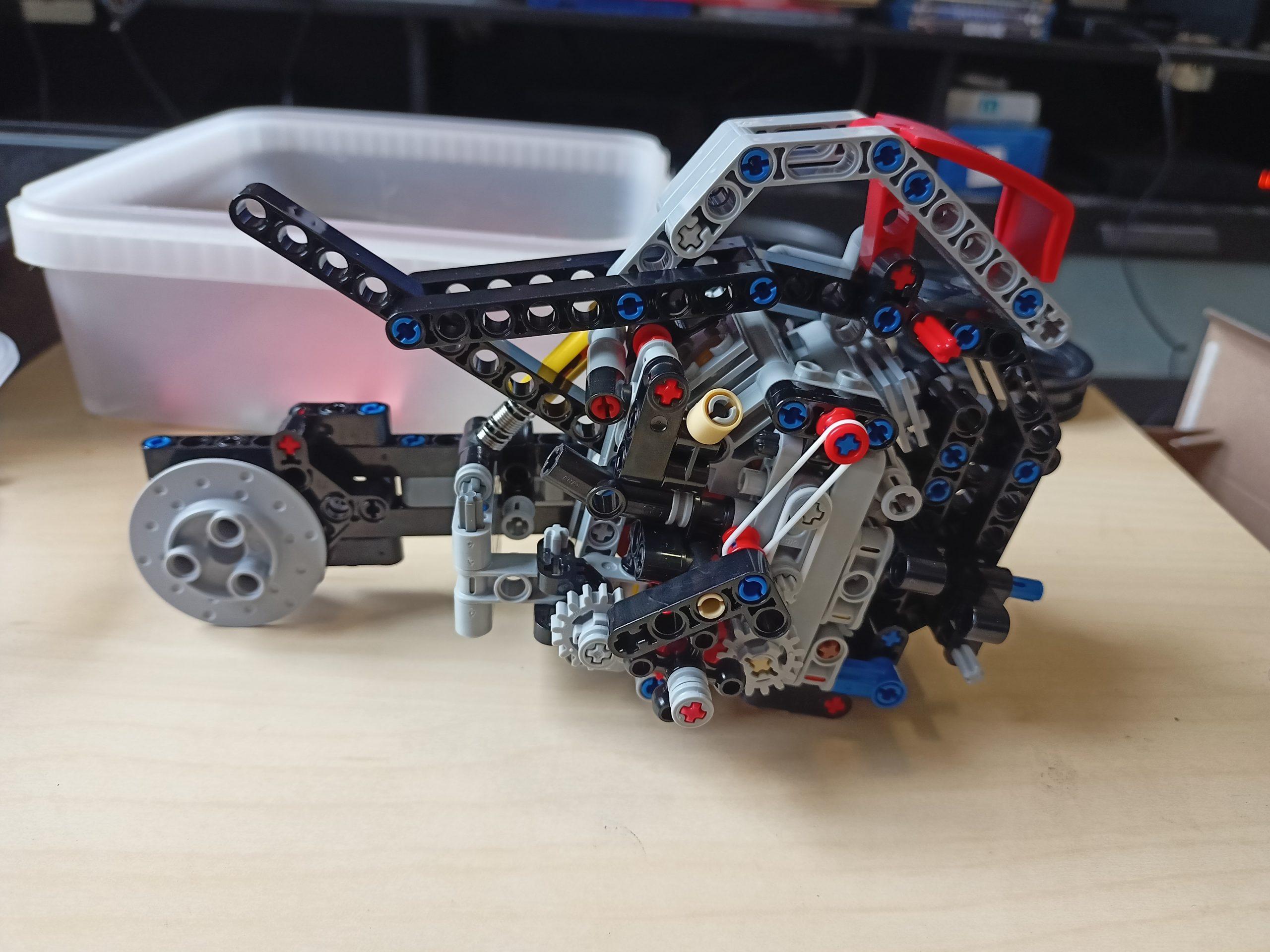 Ca roule des mécaniques