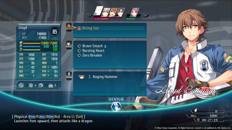 The Legend of Heroes: Trails of Cold Steel IV_20201010002337