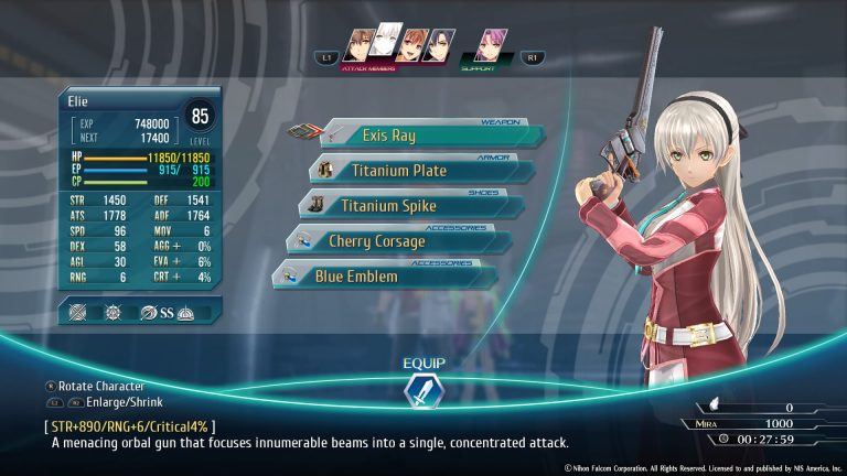 The Legend of Heroes: Trails of Cold Steel IV_20201010002418