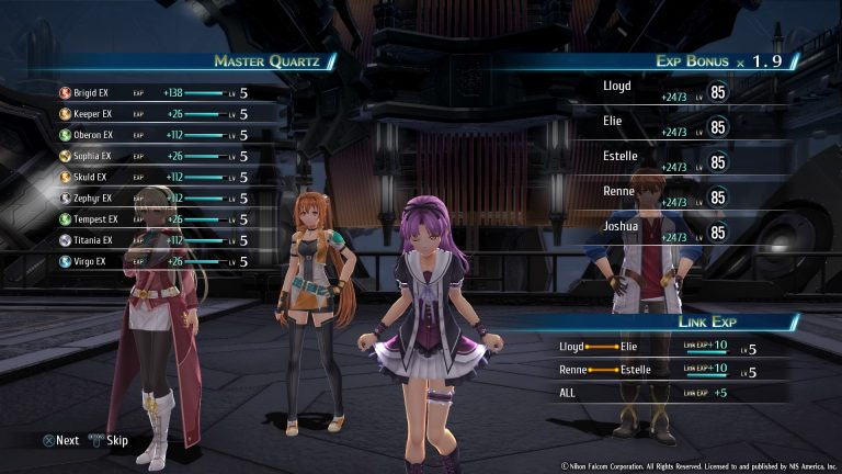 The Legend of Heroes: Trails of Cold Steel IV_20201011232203