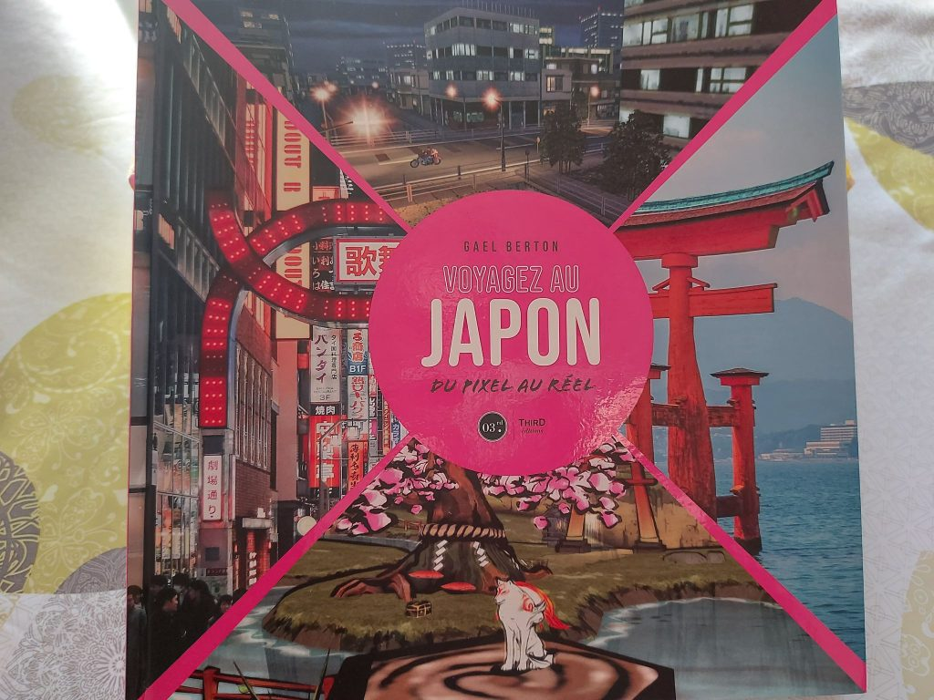 Voyagez au Japon. Du pixel au réel (3)