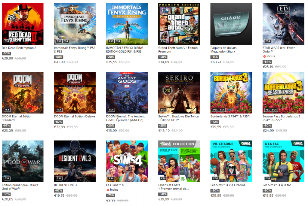 SOLDES du PlayStation Store (7)
