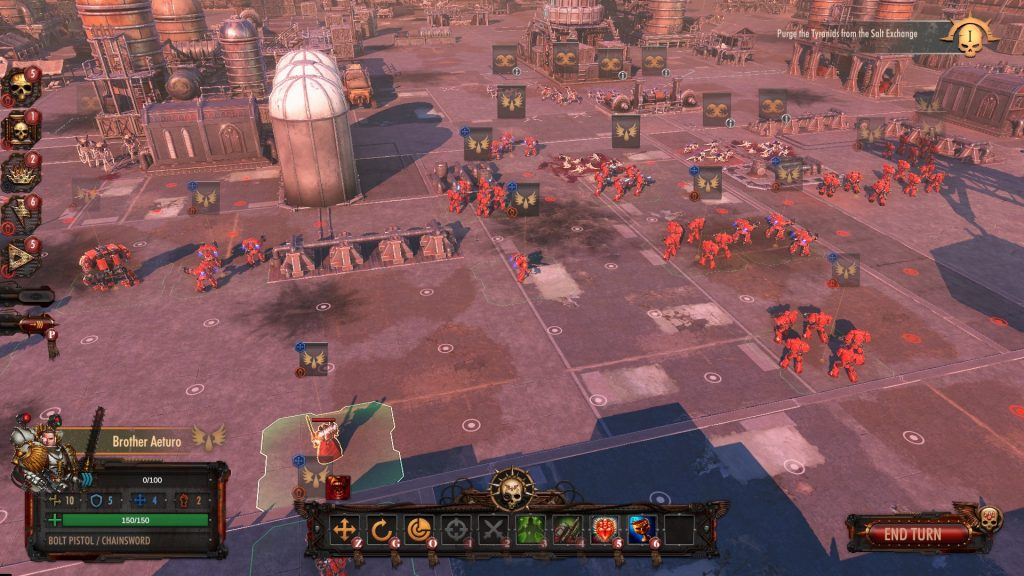 Warhammer 40000 Battlesector Screen 7