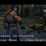 Resident Evil 3 choix