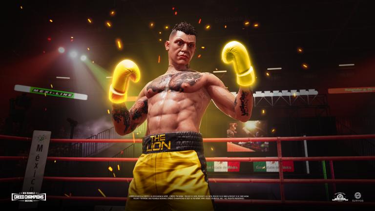 Sporino Powerup Arena Mexico Screenshot - BRB - 20210429 - 1920x1080